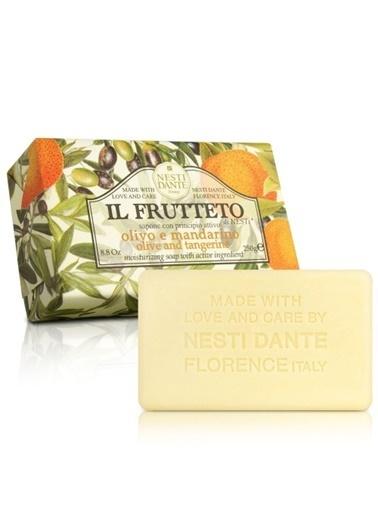 Nestidante Il Frutteto Olıve & Tangerıne  Sabun 250 Gr Renksiz